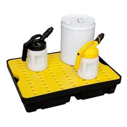 Spill Containment Tray Polyethylene 40 Litre