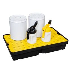 Spill Containment Tray Polyethylene 60 Litre