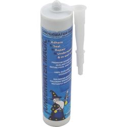 Underwater Magic Adhesive and Sealant White 12 Pack