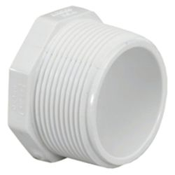 Vinidex Threaded Plug BSP - 100mm