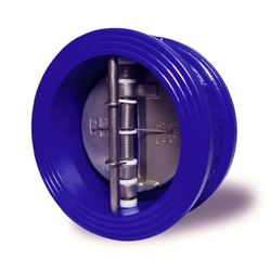 Wafer Duo Check Valve Cast Iron 200mm